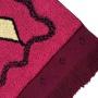 Детский стираемый ковер «ASSA» красный. Состав 100% хлопок. Производитель ТМ «Lorena Canals» , Испания