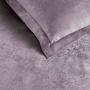Постельное белье бамбук KARNA VIERA (Светло-Лаванда). Комплект постельного белья бамбук-хлопок. Состав 50% бамбук, 50% хлопок. Ткань Бамбук-Жаккард. Постельное белье Karna (Карна), Турция