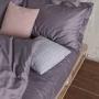Постельное белье сатин «DAILY BEDDING» (сливоый) 100% хлопок. «Luxberry» («Люксберри»), Португалия