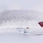 «Fly Silk Grass» подушка шелковая средняя. Наполнитель натуральный шелк высшего класса Mulberry, полиэстер. ТМ «German Grass» («Герман Грасс»), Австрия