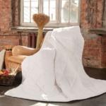 «Linen Wash Grass» Всесезонное стеганое одеяло. Льняное волокно 30% лен, 70% хлопок ТМ «German Grass» («Герман Грасс»), Австрия