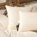 «Sandman» подушка пуховая средняя. Серый гусиный пух категории «Экстра». 90% пух сибирского гуся, 10% перо. Производство ТМ «Lucky Dreams», Россия