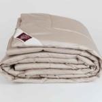 «Almond Camel Grass» теплое стеганое одеяло. 100% верблюжий пух. ТМ «German Grass» («Герман Грасс»), Австрия