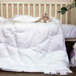 Baby Angel Grass Детское пуховое всесезонное Light (облегченное) стеганое одеяло. Наполнитель 100% белый гусиный пух. ТМ German Grass (Герман Грасс), Австрия