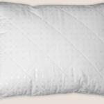 Подушка стеганая регулируемая «Овечка Люкс» . Наполнитель 100% натуральная овечья шерсть. ТМ «Лежебока», Россия