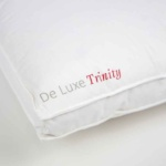 «De Luxe Trinity Kissen TRIO». Подушка трехамерная пуховая . Наполнитель белый гусиный пух, перо. ТМ «Kauffmann» («Кауфман»), Германия