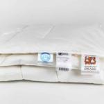 Baby Royal Grass Детское пуховое теплое стеганое одеяло. Наполнитель 100% белый гусиный пух. ТМ German Grass (Герман Грасс)