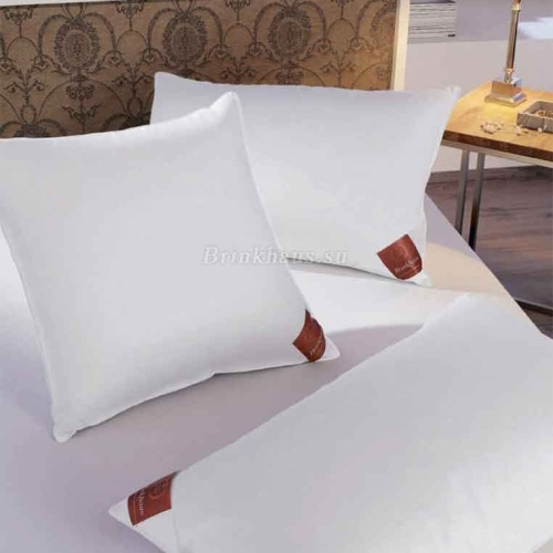 «DOWN SURROUND» подушка пуховая. Наполнитель белый гусиный пух, перо. ТМ «Brinkhaus», Германия