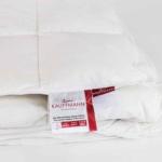 Sleepwell Comfort Decke. Всесезонное пуховое стеганое одеяло. Наполнитель белый гусиный пух-перо. Kauffmann (Кауффманн), Германия