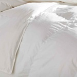 «Trois Couronnes Regina Medium» Всесезонное (Облегченное) пуховое стеганое одеяло. 90% белый пух Европейской уточки, 10% перо. ТМ «Trois Couronnes», Швейцария
