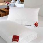 «BAUSCHI LUX» подушка антиаллергенная средняя. Наполнитель 100% PES полое волокно Thermofill Plus. ТМ «Brinkhaus», Германия