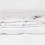 «Canada Decke». Легкое пуховое стеганое одеяло. 100% белый гусиный пух. ТМ «Künsemüller», Германия