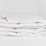 «Labrador Decke». Легкое пуховое стеганое одеяло. 90% белый утиный пух, 10% мелкое перо. ТМ «Künsemüller», Германия