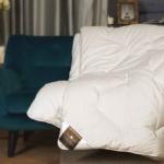 «Trois Couronnes Zen». Стеганое гипоаллергенное одеяло. ТМ «Trois Couronnes», Швейцария