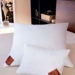 «DOWN & FEATHER» подушка пуховая средняя 80% белый европейский гусиный пух, 20% белое европейское гусиное перо. ТМ «Brinkhaus», Германия
