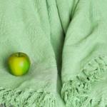 «Лайм св-зеленое». Покрывало 100% хлопок. ТМ «Коронатекс», Индия