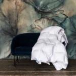 «Royal Down Grass». Очень теплое пуховое кассетное одеяло. 100% белый гусиный пух. ТМ «German Grass» («Герман Грасс»), Австрия