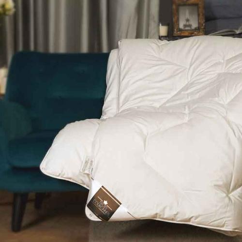 «Trois Couronnes Climate Control». Стеганое гипоаллергенное одеяло. ТМ «Trois Couronnes», Швейцария